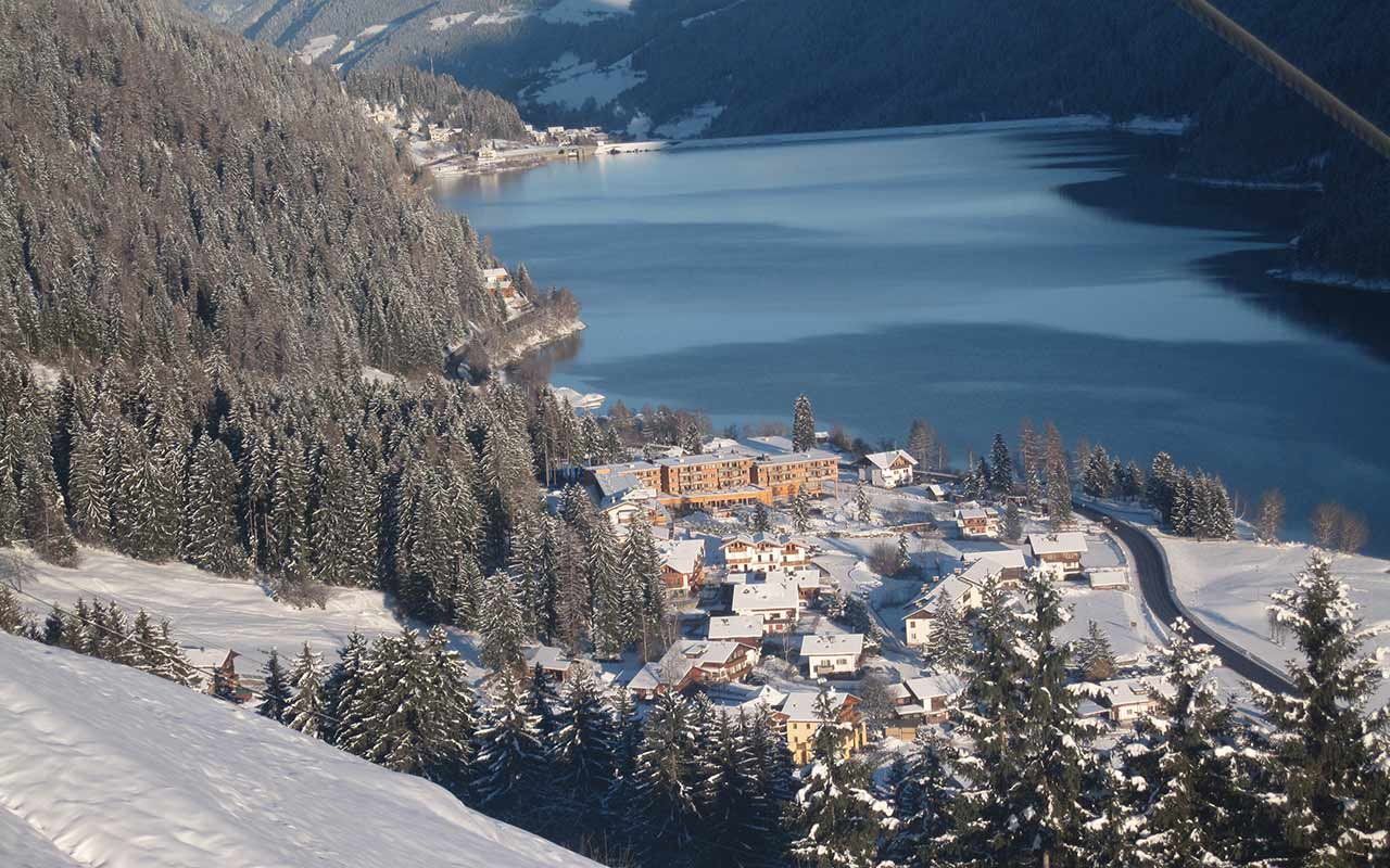 Kuppelwies am see im ultental for Lifestyle hotel sudtirol